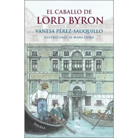 Feria del Libro: El caballo de Lord Byron