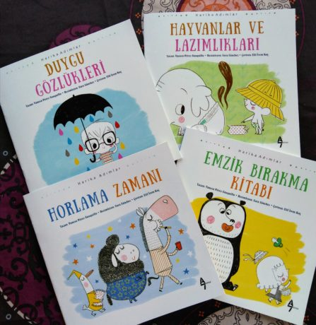 Turkish edition: Grandes Pasitos