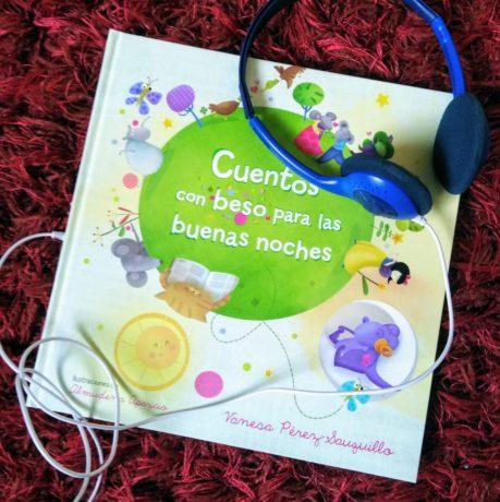 Audiolibro: Cuentos con beso para las buenas noches