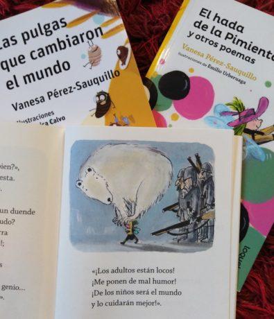 Literatura infantil comprometida COP 25