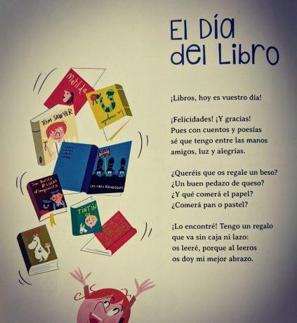 Poema para el Día del Libro